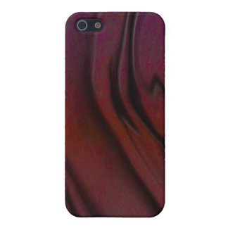 Red Futura iPhone 5/5S Cover