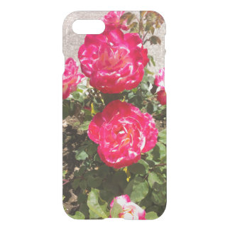Red Garden Roses iPhone 7 Case