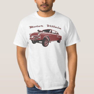 Red Gasser Hot Rod T-Shirt