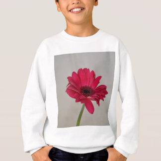 Red Gerbera Daisy Sweatshirt