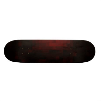 Red Giant Star Mira and Its Companion 21.3 Cm Mini Skateboard Deck