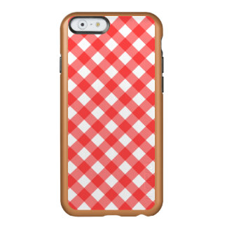 Red Gingham iPhone 6 Case