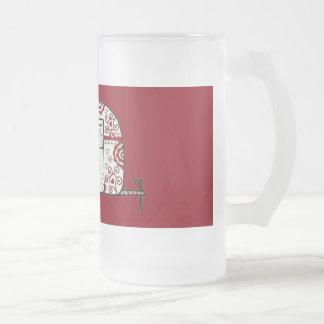 Red Glamper mug