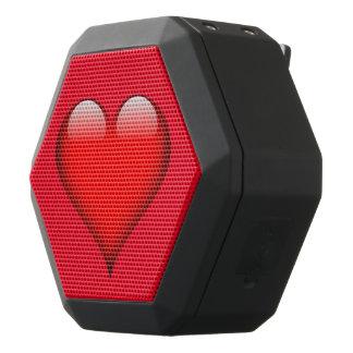 Red Glass Heart Customizable