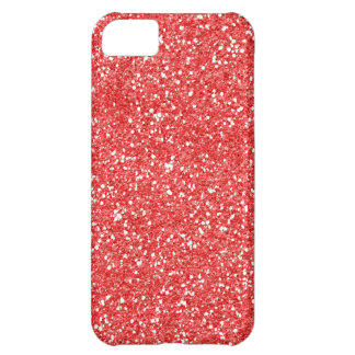 red glitter iphone 5 case