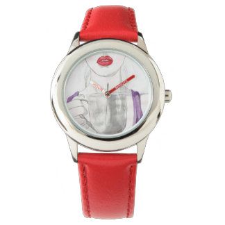Red Goddess Watches