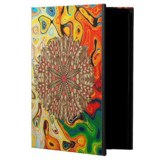 Red Gold Fall Nature Festival iPad Air Cover