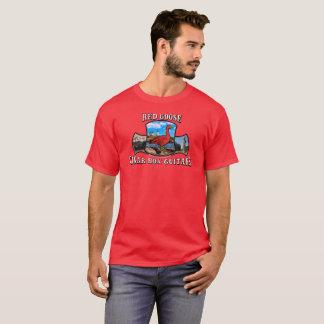 RED GOOSE Cigar Box Guitars T-Shirt