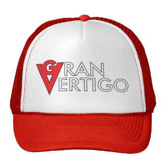 Red Gran Vertigo Hat