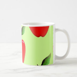 Red/Green Apple Mug