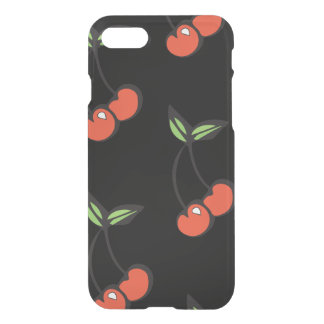 Red & Green Cherry iphone 7 Case