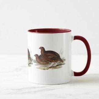 Red Grouse Mug