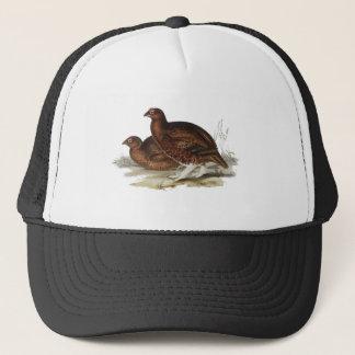 Red Grouse Trucker Hat