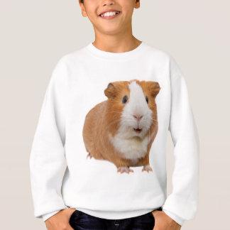 red guinea pig sweatshirt