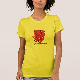 red gummy bear t tshirt