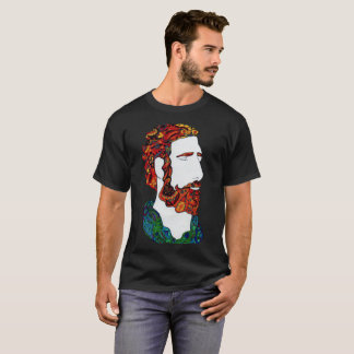 Red-haired hipster dude T-Shirt