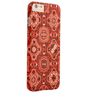 Red Handkerchief Barely There iPhone 6 Plus Case