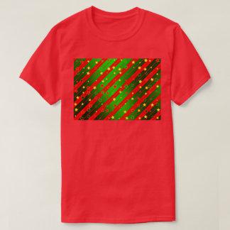 Red Happy Holidays Men's Basic  T-Shirt
