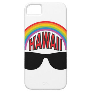 red hawaii shades iPhone 5 cover