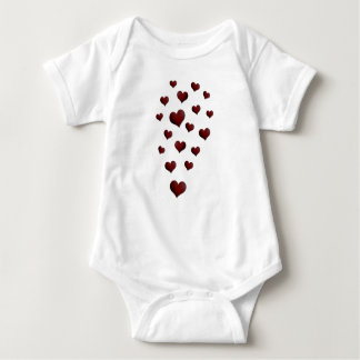 Red Heart Balloon Valentines Day Love Shirts