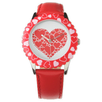 Red Heart in Heart Kids Watch