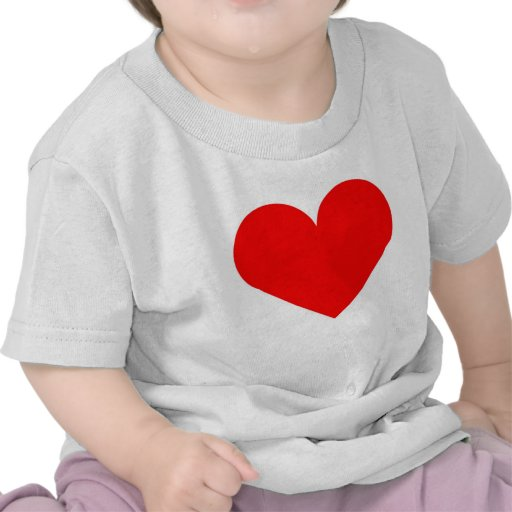 Red Heart Infant T-Shirt