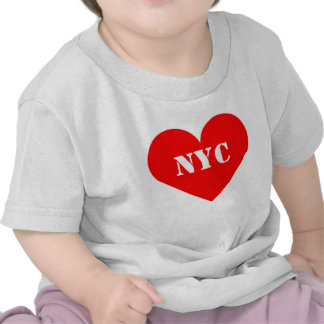 Red Heart NYC Infant T-Shirt