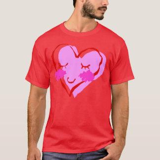 Red Heart Tee Shirt