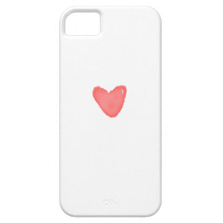Red Heart - True Love iPhone 5 Cover