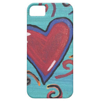 Red Hearts Collection iPhone 5 Cases