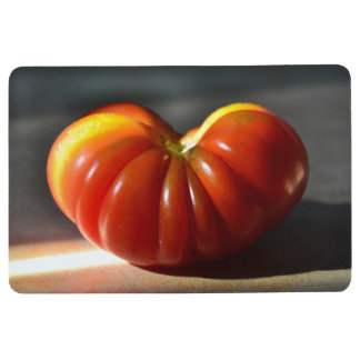 Red Heirloom Tomato Floor Mat