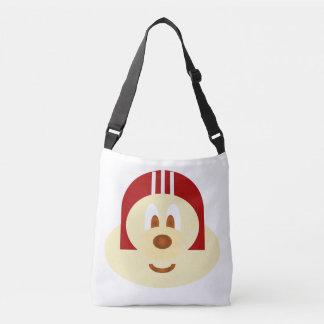 Red Helmet 鮑 鮑 Tote Bag