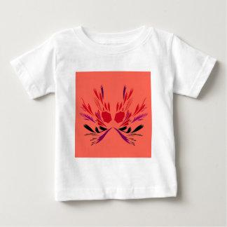 Red henna Tattoo ethno Baby T-Shirt