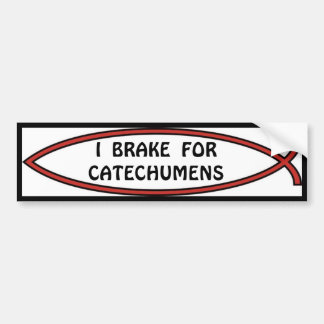 RED HERRING 02 BUMPER STICKER
