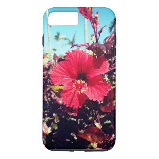Red Hibiscus iPhone 8 Plus/7 Plus Case