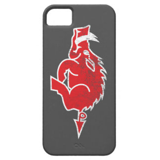 Red Hog iPhone Case