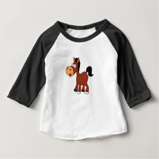 red horse pony baby T-Shirt