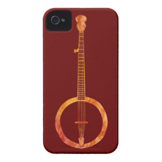 Red Hot Banjo iPhone 4 Cases