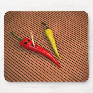 Red Hot Chili Pepper Mousepad