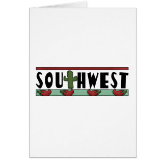 Red Hot Chili Peppers - American Southwest Stationery Note Card