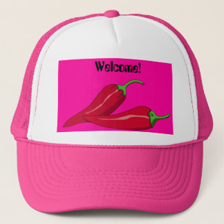 Red Hot Chili Peppers Hat