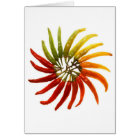 Red Hot Chilli Peppers Card