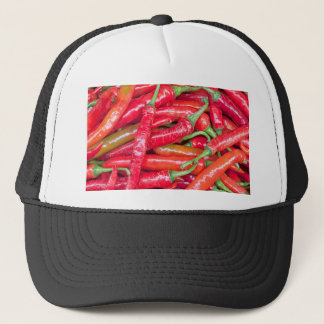Red hot chilli peppers trucker hat