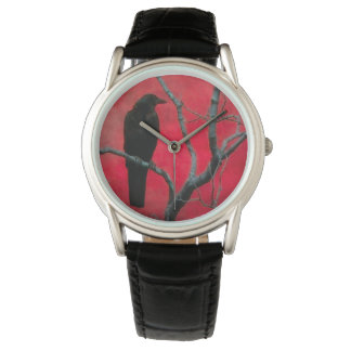 Red Hot Crow Watch