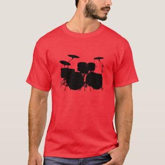 Red Hot Drums T-Shirt