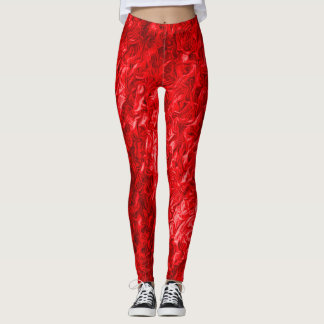 Red Hot Love Leggings