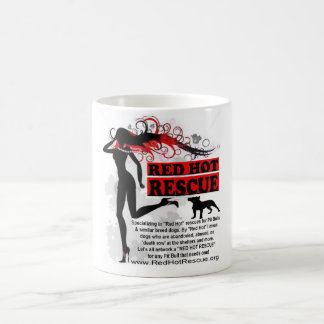 Red Hot Rescue Coffee Mug