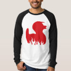 red hot rubber duckie T-Shirt
