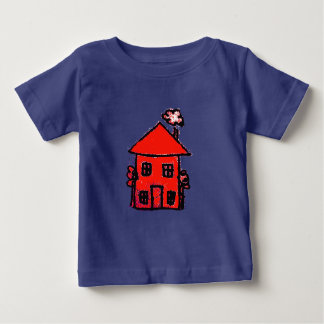 red house baby T-Shirt