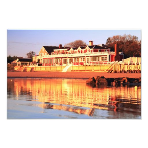 Red Inn, Provincetown, Cape Cod Photographic Print
